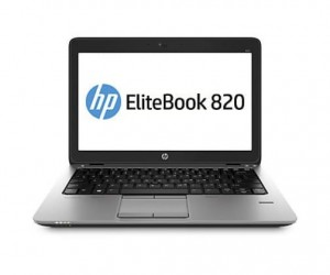 HP EliteBook 820G1 i5-4gen 8GB 256 GB SSD