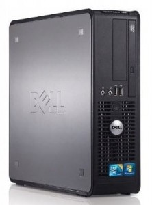 Dell OptiPlex 780 Celeron 2GB 250GB HDD