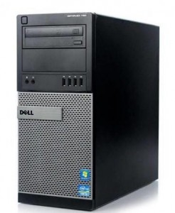 Dell OptiPlex 790 i3-2Gen 4GB RAM 320 GB Mini Tower